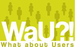 logo WAU!?